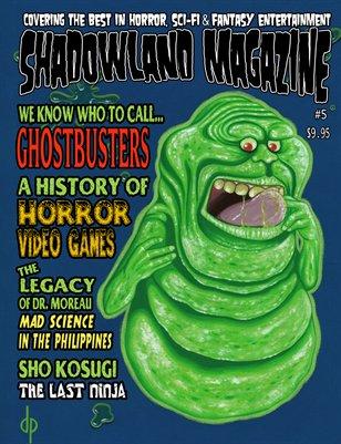 Shadowland Magazine #5
