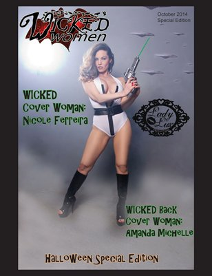 WICKED Women Magazine- Halloween Special Edition: October 2014
