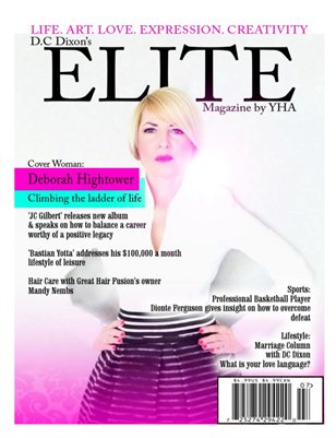 DC's Elite Magazine by Y.H.A (Deborah Hightower Edition)