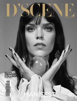 D'SCENE MAGAZINE ISSUE 09 - MEGHAN COLLISON VOL 2