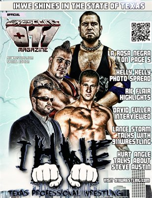 911Wrestling Special Edition Winter 2013