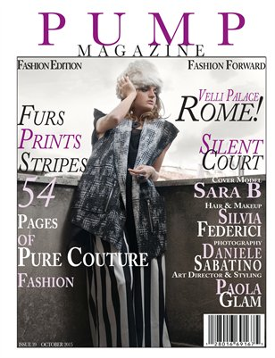 PUMP Magazine Avant Garde - Issue 39