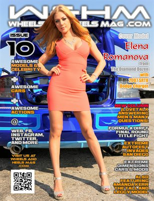 Wheels and Heels Magazine Issue 10