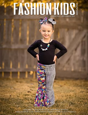 Fashion Kids Magazine | Issue #201