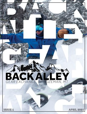 Back Alley Magazine
