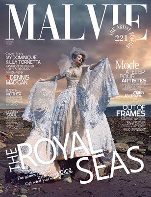 MALVIE Magazine The Artist Edition Vol 221 May 2021