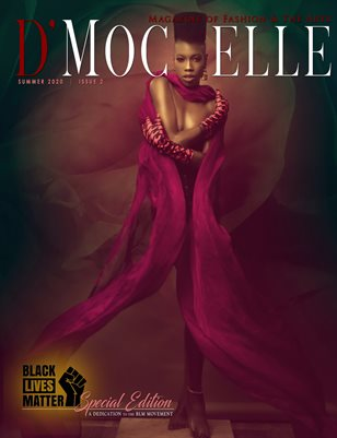 D'Mochelle Fashion Magazine - Summer 2020
