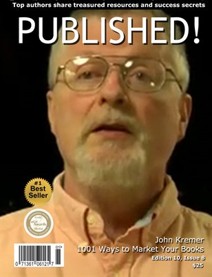 PUBLISHED! featuring John Kremer