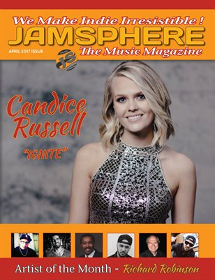 Jamsphere Indie Music Magazine April 2017