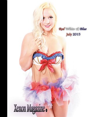 July 2015 - Edition 8 - Red White & Blue
