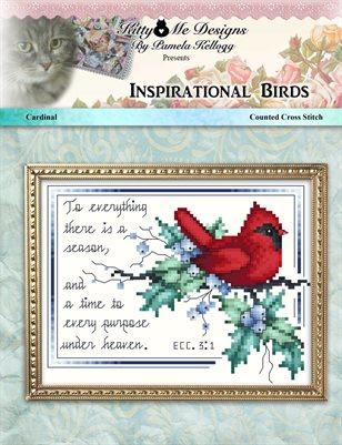 Inspirational Birds Cardinal