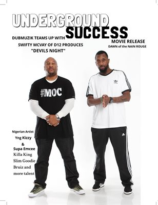 Underground Success Issue 3