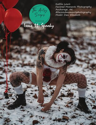 Issue 11: Spooky