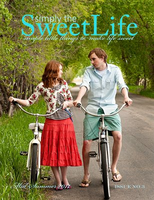 Simply the Sweet Life Magazine mid-Summer issue 3
