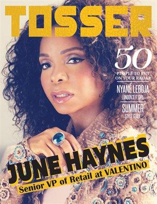 TOSSER Magazine - SUMMER ED - 2013