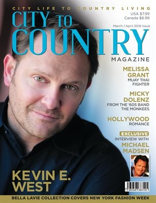 City To Country Magazine March/April