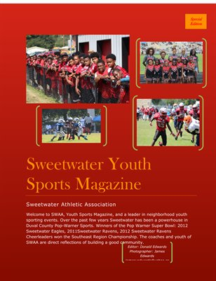 Sweetwater Youth Sports - Around Duval