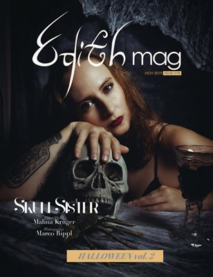 Halloween Edition|Issue 018|October 2019