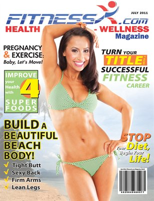 FitnessX.com Magazine for July 2011