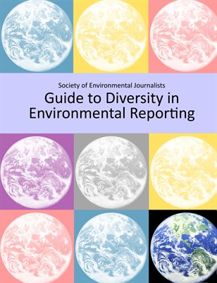 SEJ Guide to Diversity in Environmental Reporting