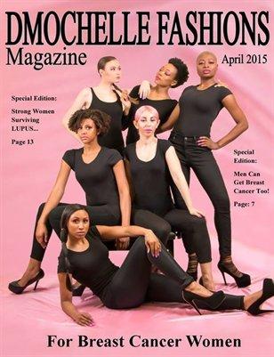 DMochelle Fashions Magazine April 2015
