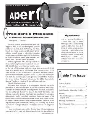 APERTURE, 2004, Issue 08