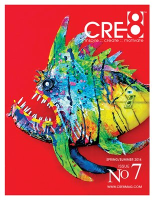 Cre8 Magazine Issue #7