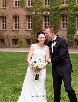 Rachel and George Wedding Lookbook