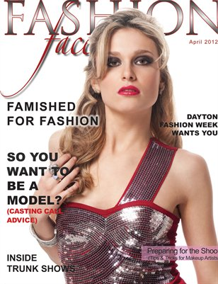 Fashion Faces April Issue 2012