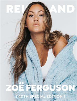 Issue 40 : Zoe Ferguson