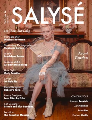 SALYSÉ Magazine | Vol 5 No 74 | JULY 2019 |