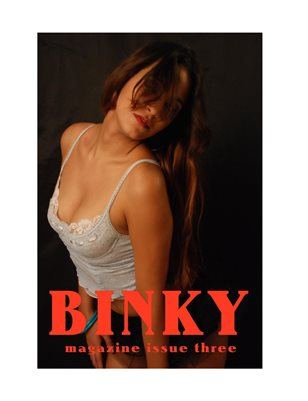 Binky Magazine Issue Three