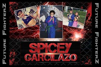 Spicey Garcilazo Poster 2015