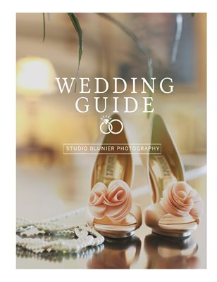 Studio Blunier Wedding Magazine