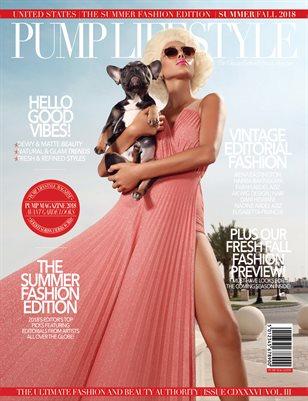 PUMP Lifestyle - The Avant Garde Fashion Edition - Vol.III