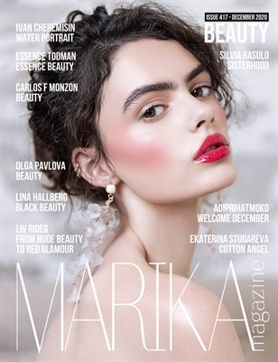MARIKA MAGAZINE BEAUTY (ISSUE 417 - DECEMBER)