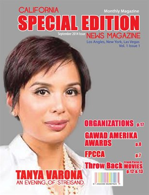 Cal Special Edition Magazine