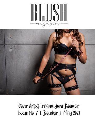 BLUSH Magazine | Issue 7 | Boudoir