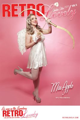 Miss Apple Cover Poster