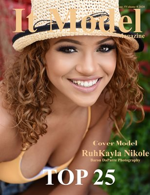 It Model Magazine Issue 5 Volume 8 2020