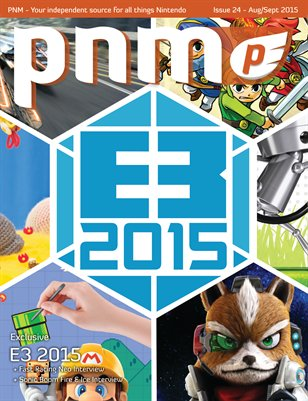 Pure Nintendo Magazine (PNM) Issue 24