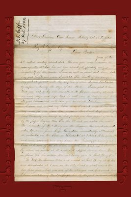1862 Union Soldier Nathan Griffin, 17th Regt Illinois Infantry, Fort Donelson, Letter