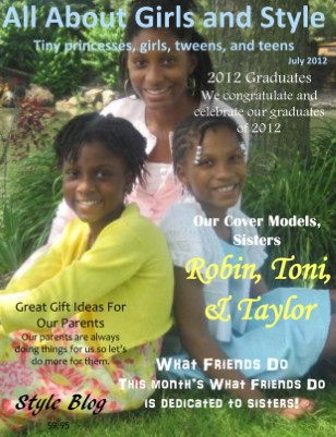 All About Girls and Style, July 2012