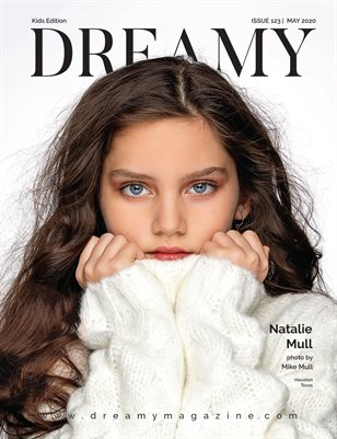 DREAMY Issue 123