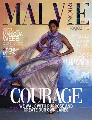 MALVIE Magazine NOIR Spécial Édition Vol. 30 March 2021