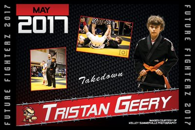 Tristan Geery Cal Poster 2017