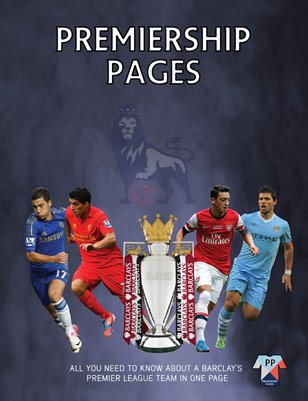 Premiership Pages