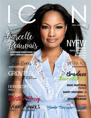 ICON MAG -  NOV/DEC ISSUE 30