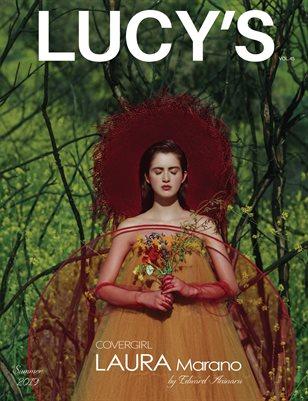 LUCY'S Magazine Vol.45