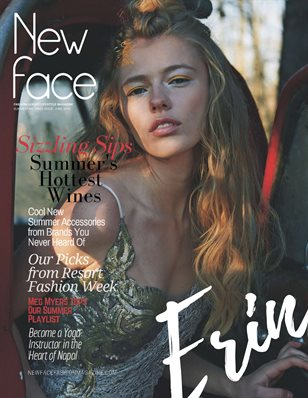 New Face Fashion Magazine - Issue 18, June '18